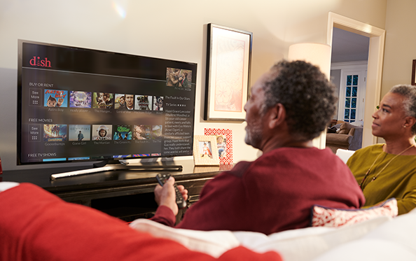 Customers 55+ Receive their first On Demand Movie Rental FREE Each Month from MY ULTIMATE TV in DES MOINES, IA