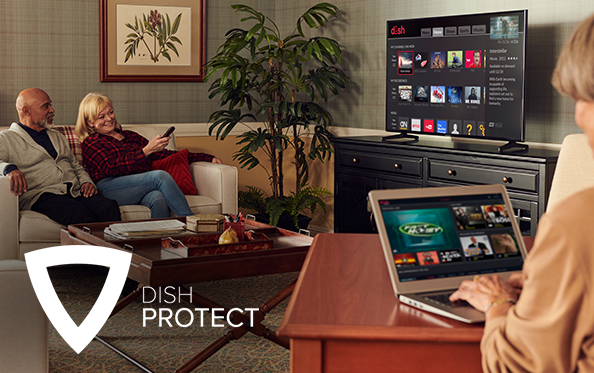 Get DISH Protect from MY ULTIMATE TV in DES MOINES, IA