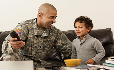 Veterans Offer from MY ULTIMATE TV in DES MOINES, IA - A DISH Authorized Retailer