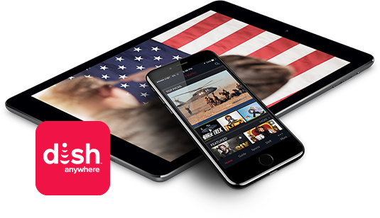 DISH Anywhere from MY ULTIMATE TV in DES MOINES, IA - A DISH Authorized Retailer